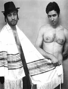 Jews, gays, gays, Jews