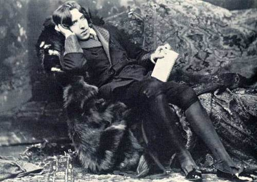 Wilde, Wilde, why did you have to be so right?